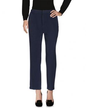 Повседневные брюки VICOLO. Цвет: свинцово-серый
