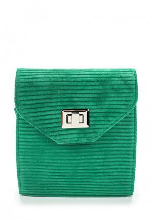 Сумка D.Angeny. Цвет: зеленый