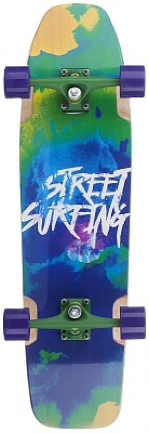 Лонгборд  Double Kick Freeride 31 Street Surfing