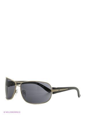 Солнцезащитные очки NRC. Цвет: черный