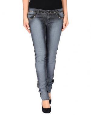 Джинсовые брюки SHI 4. Цвет: черный