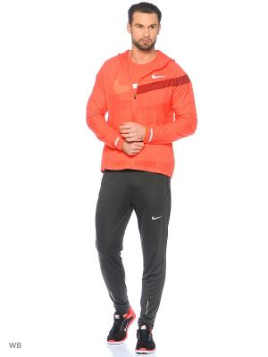 Ветровка M NK IMP LT JKT HD Nike. Цвет: оранжевый