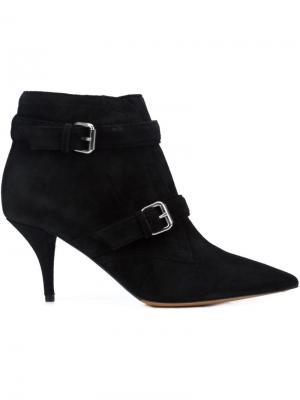 Ботинки Fitz Tabitha Simmons. Цвет: чёрный