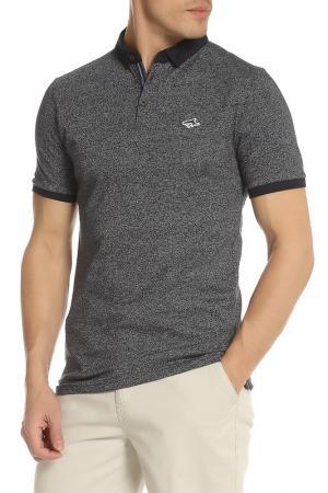 Рубашка-поло LE SHARK. Цвет: navy fleck