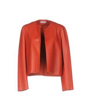 Пиджак ANTONELLI. Цвет: ржаво-коричневый