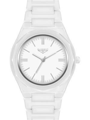 Часы 33 ELEMENT. Цвет: белый
