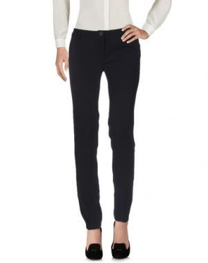 Повседневные брюки BOUTIQUE de la FEMME. Цвет: черный