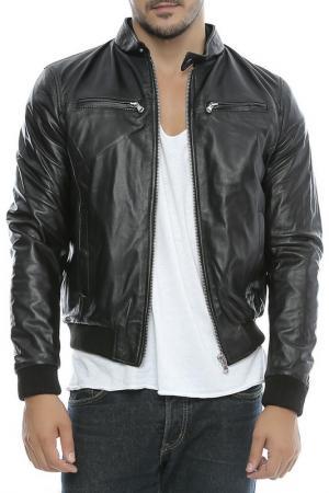Куртка L.Y.N.N by Carla Ferreri. Цвет: черный