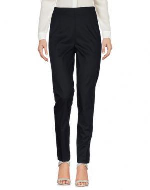 Повседневные брюки CRISTINA ROCCA. Цвет: черный