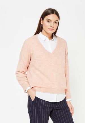 Пуловер Vero Moda. Цвет: розовый