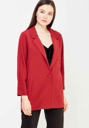 Жакет Lucy & Co.. Цвет: красный