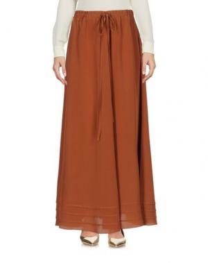Длинная юбка ...À_LA_FOIS.... Цвет: какао