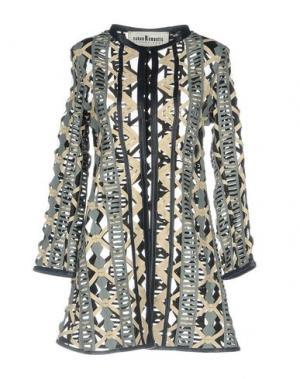 Легкое пальто CABAN ROMANTIC. Цвет: лазурный