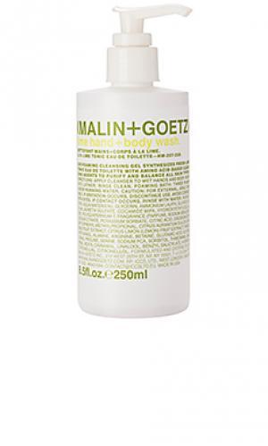 Гель для тела MALIN+GOETZ. Цвет: beauty: na