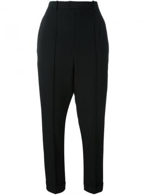 Зауженные брюки Katja Isabel Marant. Цвет: чёрный