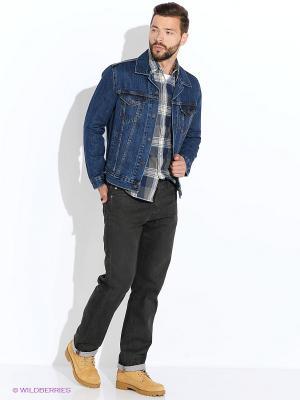 Куртка Levi's®. Цвет: синий