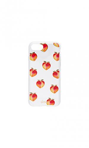 Чехол для iphone 7 peachy keen Sonix. Цвет: оранжевый