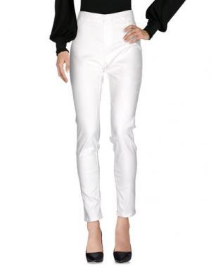Повседневные брюки MARTINELLI. Цвет: белый