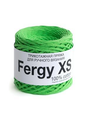 Пряжа FERGY. Цвет: светло-зеленый