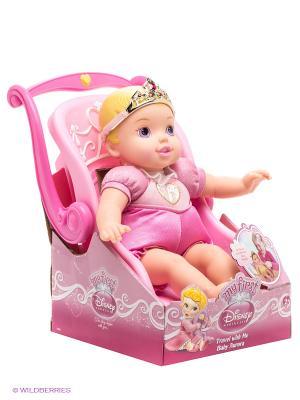 Кукла малышка Принцесса Спящая Красавица Jakks. Цвет: розовый, бежевый