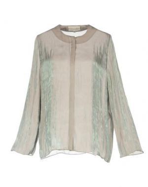 Pубашка IRIS VAN HERPEN. Цвет: серый