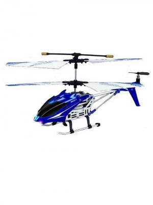 Радиоуправляемый вертолет  Стриж, Турбо, Синий ВластелиНебес. Цвет: синий