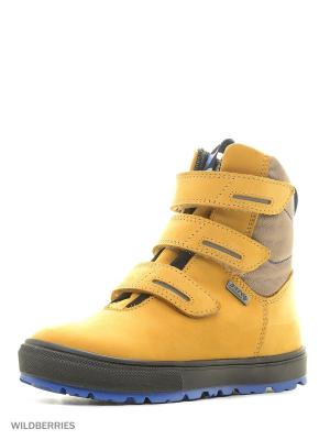 Ботинки Bartek. Цвет: хаки