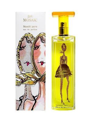 Art Mosaic MASAKI MATSUSHIMA. Цвет: белый, розовый, желтый