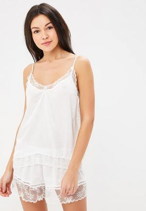 Пижама womensecret women'secret. Цвет: белый