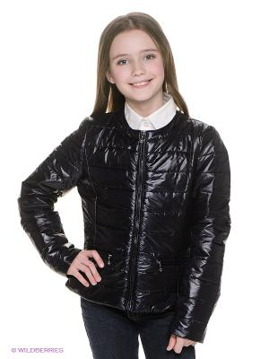 Куртка Elsy. Цвет: темно-синий