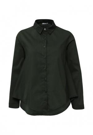 Рубашка Aurora Firenze. Цвет: зеленый