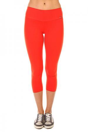 Леггинсы женские  Supplex Legging Orange CajuBrasil. Цвет: оранжевый