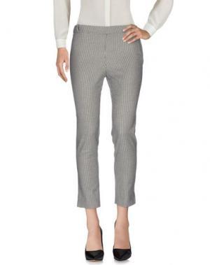 Повседневные брюки KILTIE. Цвет: серый