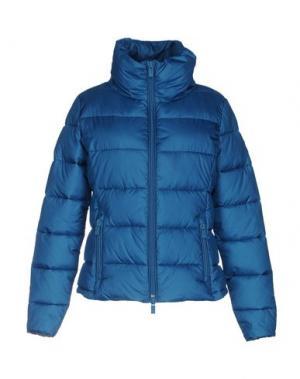 Куртка CIESSE PIUMINI. Цвет: цвет морской волны