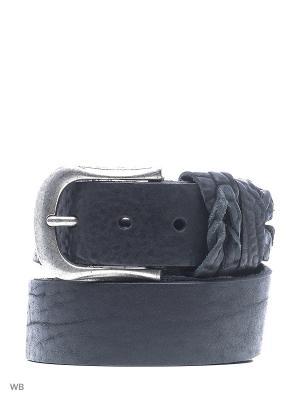 Ремень мужской Sevaro. Цвет: черный