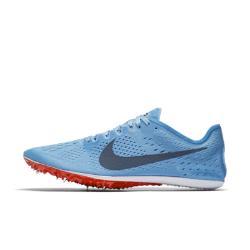 Беговые шиповки унисекс  Zoom Victory Elite 2 Nike. Цвет: синий