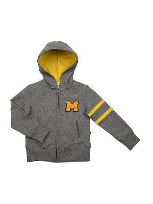 Куртка Mini Maxi. Цвет: антрацитовый