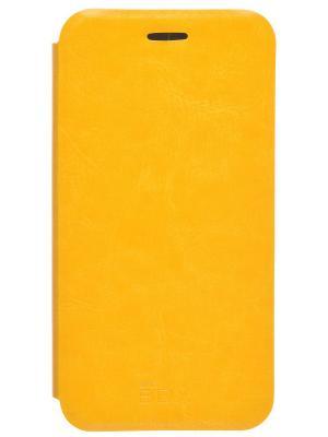Чехол для Asus Zenfone Go ZB452KG skinBOX. Цвет: желтый