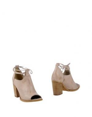 Ботинки OVYE' by CRISTINA LUCCHI. Цвет: голубиный серый