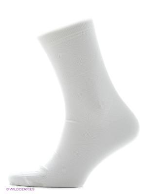 Носки Хох. Цвет: белый