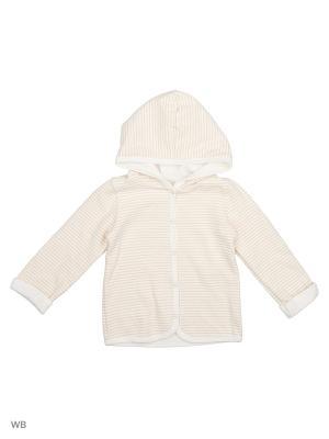 Куртка ДАМОНТ. Цвет: молочный