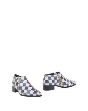 Ботинки HEIMSTONE. Цвет: черный