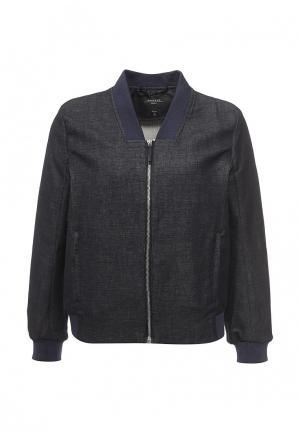 Куртка Weekend Max Mara. Цвет: синий