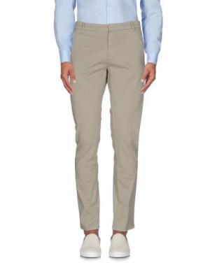 Повседневные брюки INDIVIDUAL. Цвет: песочный