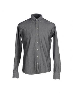 Pубашка JEY COLE MAN. Цвет: серый