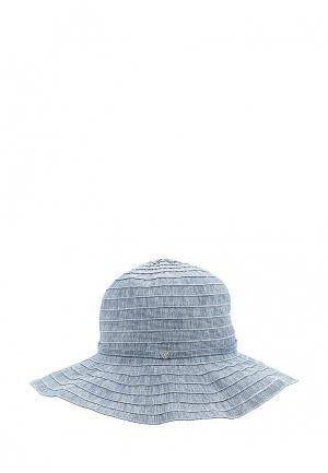 Шляпа Luhta. Цвет: голубой