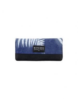 Бумажник RIPCURL. Цвет: черный