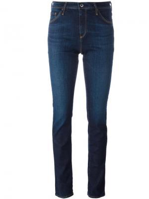 Джинсы Harper Ag Jeans. Цвет: синий