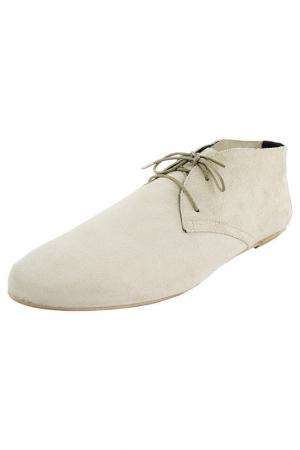 Ботинки EYE. Цвет: бежевый