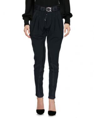 Повседневные брюки HIGH TECH. Цвет: темно-зеленый